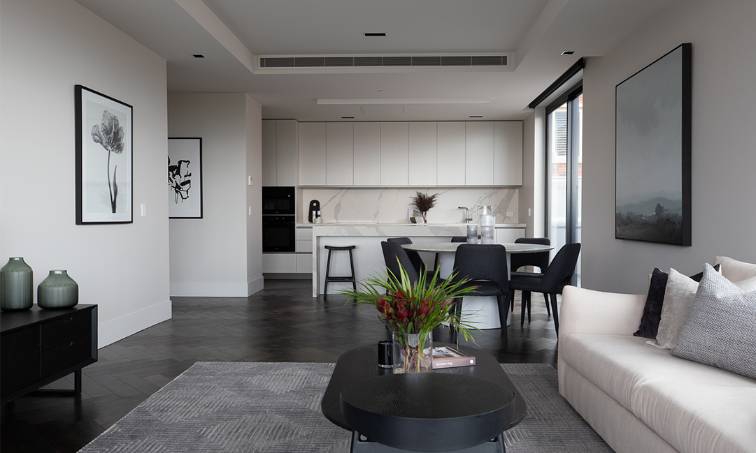 Prospect Hill Camberwell, retirement living - living spaces, kitchen