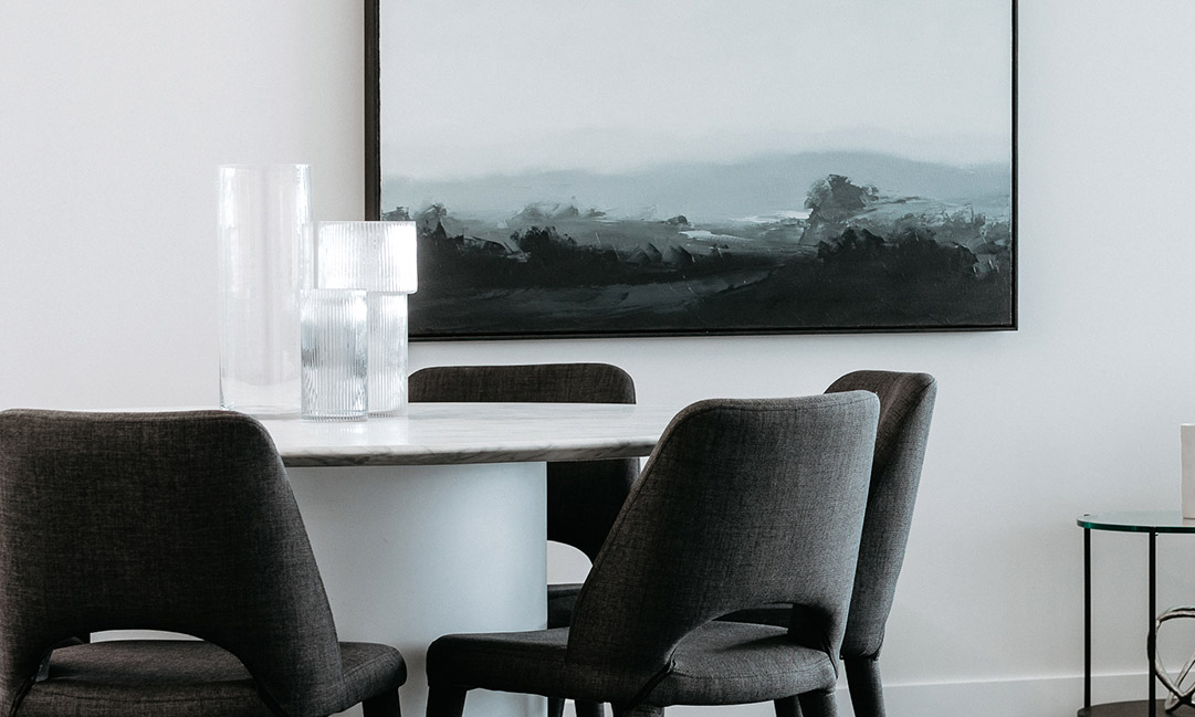 Prospect Hill Camberwell, retirement living – dining table