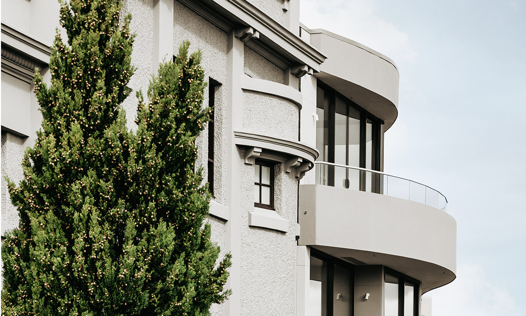 Prospect Hill Camberwell, retirement living – external of Prospect Hill