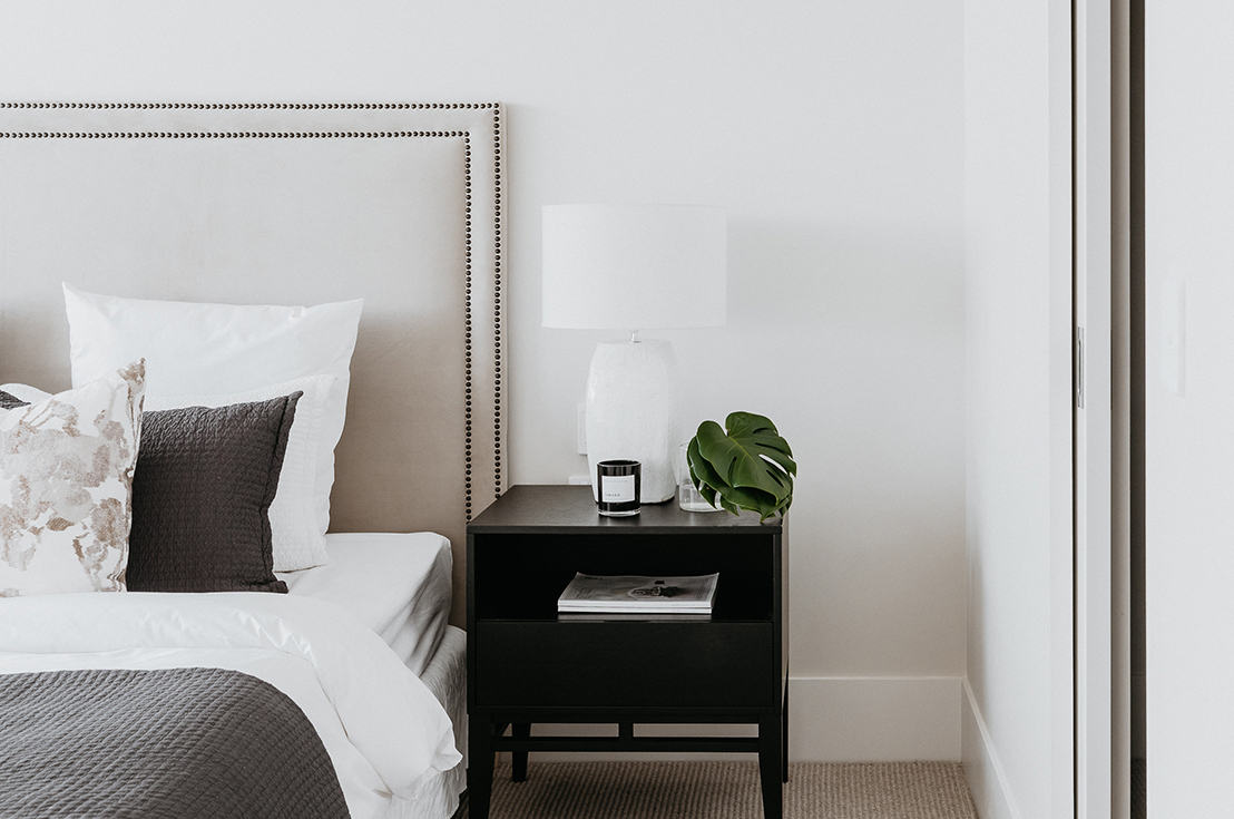 Prospect Hill Camberwell, retirement living - bedroom