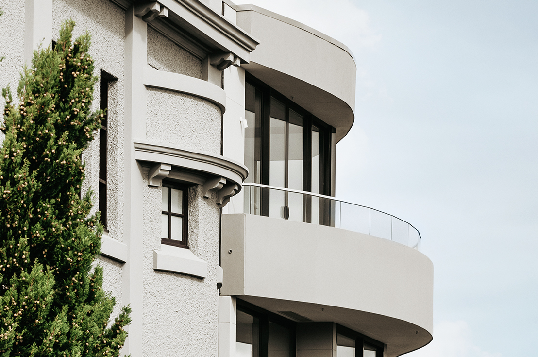 Prospect Hill Camberwell, retirement living - building